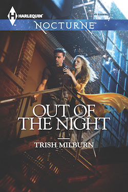 Out of the Night by Trish Milburn