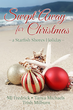 Swept Away for Christmas by Trish Milburn