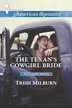 Excerpt: The Texan's Cowgirl Bride