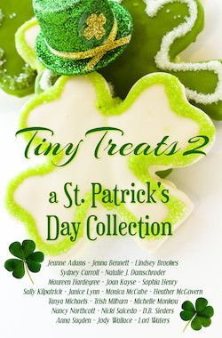 Tiny Treats 2, a Holiday Collection, by Trish Milburn